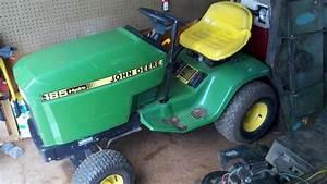 John Deere 185 Hydro Project - John Deere Tractor Forum