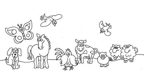plantillas  dibujos de animales  pintar  recortar