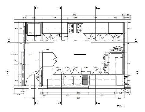 kitchen cad design kitchen design model 3ds max autocad and sketchup models 3304