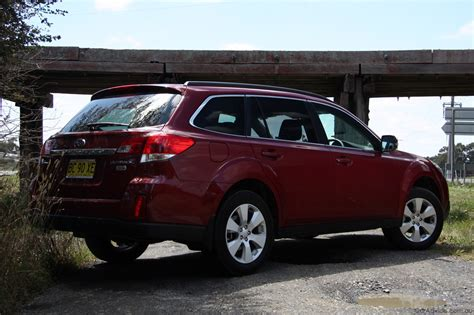 Subaru Outback Road Test by Subaru Outback Diesel Review Road Test Caradvice