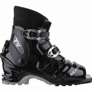 Telemark Boot Size Chart Scarpa T4 Telemark Boot Backcountry Com
