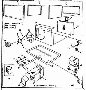 Central Air Conditioner Parts Diagram