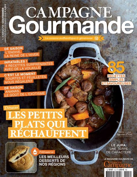 cuisine gourmande magazine cagne gourmande magazine digital discountmags com