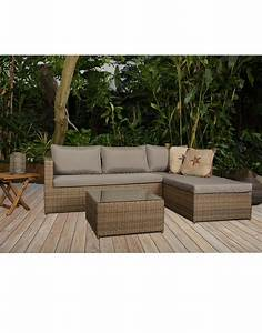 Lounge Gartenmöbel : rattan lounge set malibu top aktion ~ Pilothousefishingboats.com Haus und Dekorationen