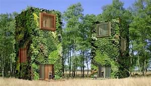 Wohnen In Der Zukunft : nachhaltig wohnen in der zukunft ab ins moderne baumhaus ~ Frokenaadalensverden.com Haus und Dekorationen