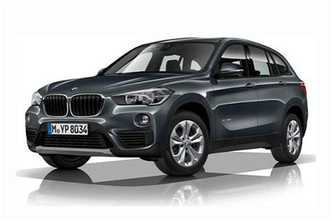 Bmw X1 Launched With New Petrol Variant In India At A