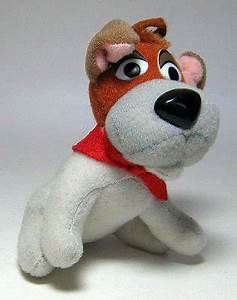 Dodger fast food toy / plush ornament from our Fast Food ...