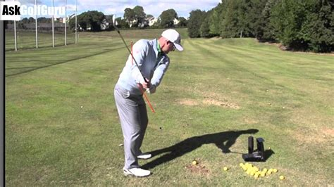 Golf Downswing Lesson and Club Face Ideas - YouTube