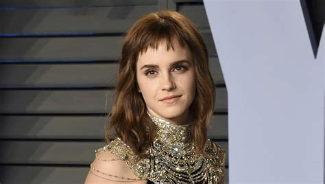 Emma Watson Sorprende Con Tatuaje Contra Acoso