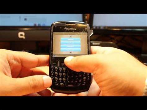 blackberry curve  video clips phonearena