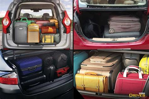 boot space  cars  india cars  india
