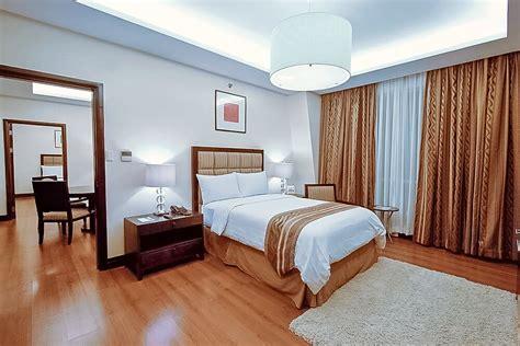 crown regency suite  bedroom crown regency hotels