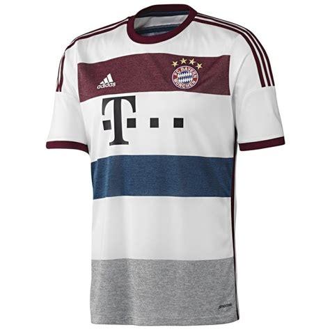 Auf einer außerordentlichen mitgliederversammlung am 14. Adidas FC Bayern München Auswärts Trikot 2014/2015 ...