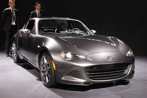 New Car Design : New Mazda Sports Car