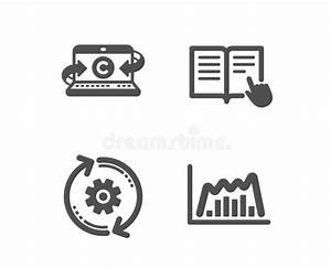 Read Instruction  Payment Method And Information Icons Set