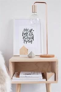 Table De Nuit Fille : elegant tables de nuit with table chevet fille ~ Melissatoandfro.com Idées de Décoration