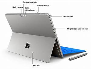Surface Pro 4 User Guide