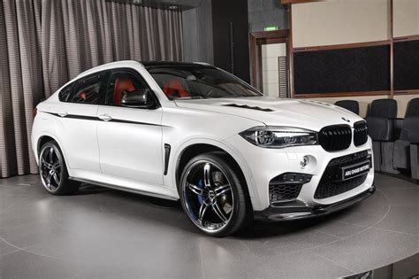 bmw x6 m by 3d design brings some extra bling in the