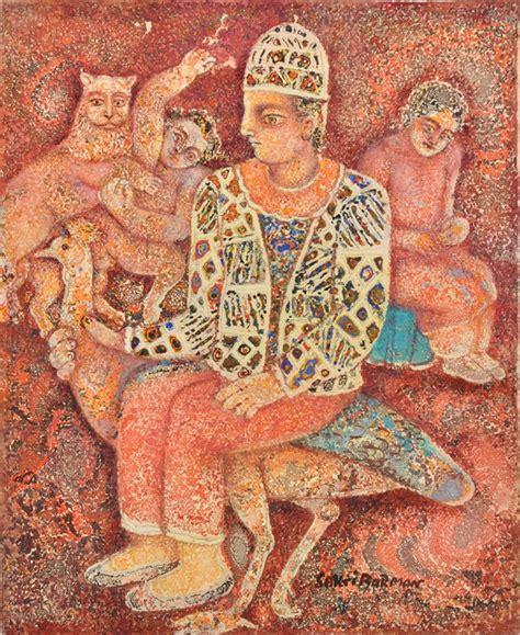 Sanchit Art   Sakti Burman Paintings   Art   Gallery