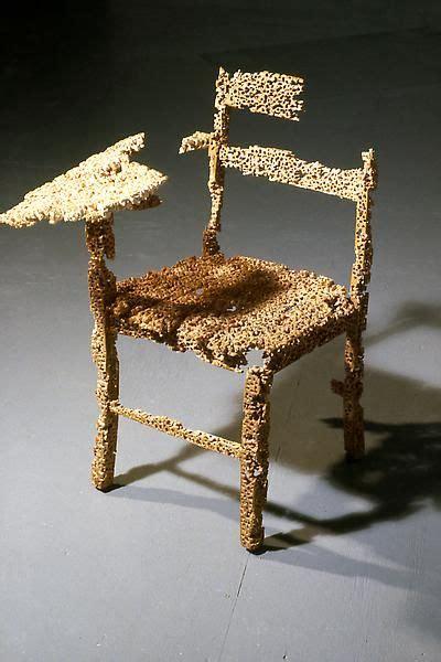 tom friedman untitled  wooden school chair