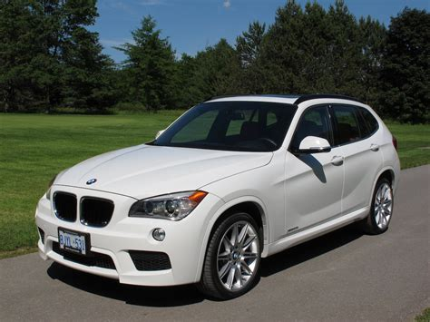 bmw x1 sport 2013 bmw x1 xdrive35i m sport review cars photos test drives and reviews canadian auto review