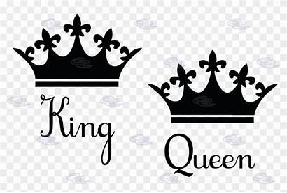 King Queen Crown Crowns Clipart Pngio Matching