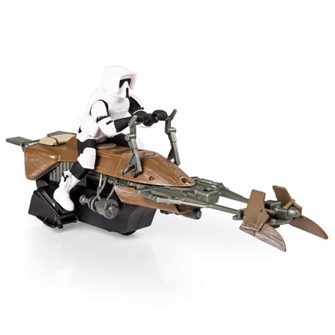Wars Speeder Car by Spin Master Air Hogs Wars Remote Speeder Bike
