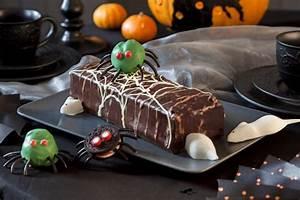 Halloween Kuchen für die Party mit Gruselfaktor!