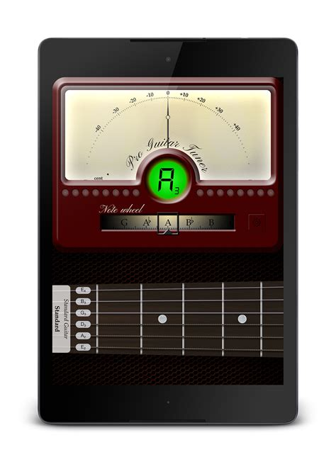 android guitar tuner swedish pro guitar breaks million barrier with app