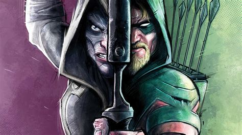 4ln Comic Review Green Arrow #16  Four Letter Nerd