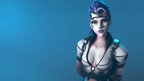 Overwatch: Widowmaker wallpaper by Felix5314 on DeviantArt
