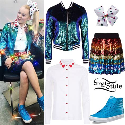 Jojo Siwa Clothes Outfits