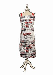 The School Cook Apron From The First Ever Range Of Products To Work With Classic Girl U0026 39 S Comic