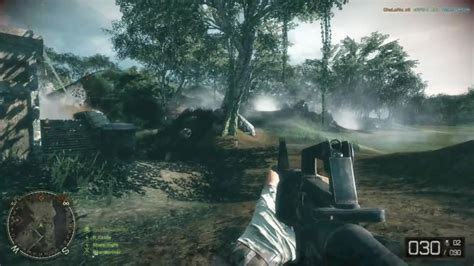 battlefield bad company  vietnam gameplay  commentary  map operation hastings youtube