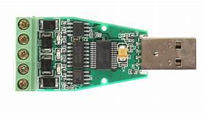 Usb To Rs485    Rs422 Converter Ftdi Chip With Terminals