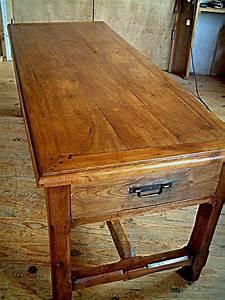 Table Ancienne De Ferme : table de ferme ancienne nestis ~ Teatrodelosmanantiales.com Idées de Décoration