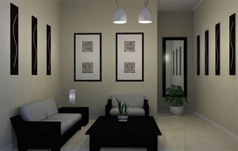desain interior keluarga minimalis rumah idaman kita