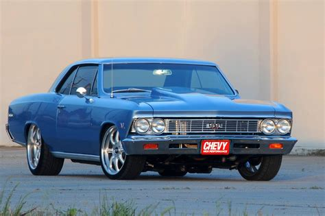 american muscle cars 1966 custom chevrolet 187 usa