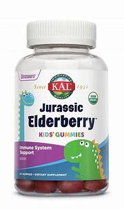 Jurassic Elderberry™ Gummy