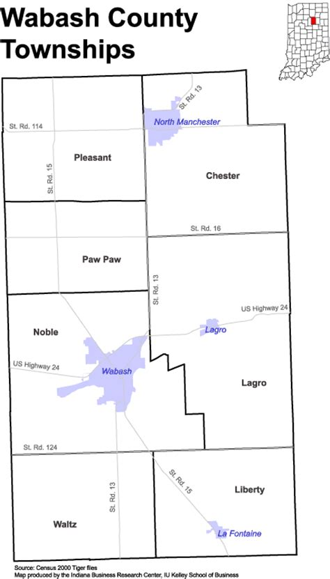 Wabash County, Indiana Genealogy: Courthouse & Clerks ...