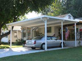 20 x 24 free standing aluminum carport kit 032 or