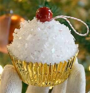 Christmas craft ideas make sweet Christmas ornaments
