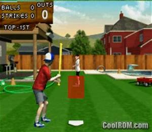 Wiffle Ball ROM Download For Nintendo DS NDS