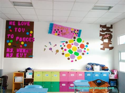 mei wulandari  meis class dekorasi kelas primary