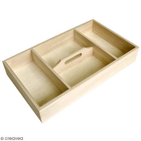 plateau 224 compartiments 224 d 233 corer bois brut 43 x 25 x 7 cm plateau 224 d 233 corer creavea