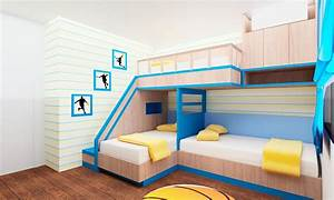 modern girls bedroom interior design ideas with bunk bed With choose design for bunk beds for girls