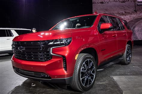 chevy tahoe  richer   refined roadshow