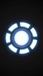 Iron Man chest light - Best HTC One wallpapers