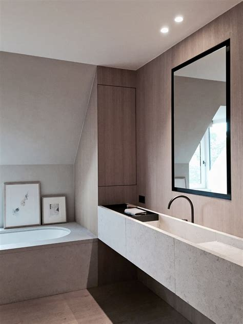 Hotel Bathroom Design by Vola Taps And Showers In Black Bathroom W H E R E W E