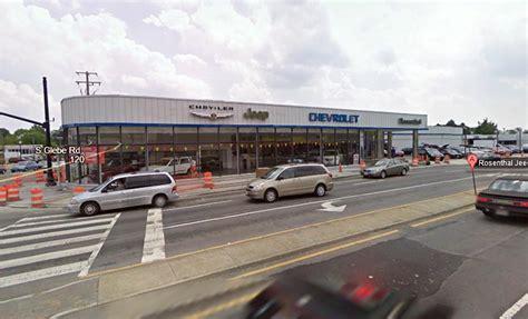 Rosenthal Dealership On Columbia Pike Closing Tonight Arlnowcom
